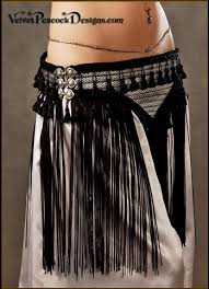 tribal bellydance belts