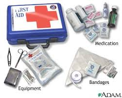 aid first
