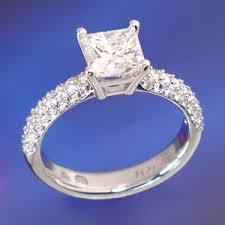 diamond pave set