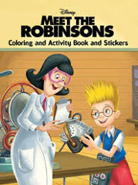 meet the robinsons book