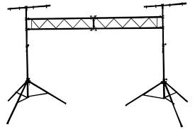 dj lights stand