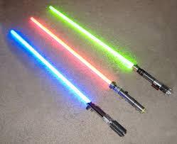 force fx lightsabers luke