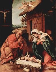 nativity artwork