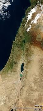 בית ישראל * Haus ISRAEL Karte-israel-satellitenfoto
