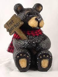 collectible bear