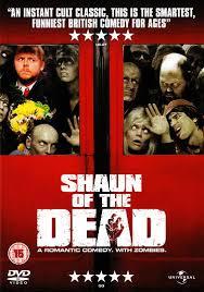 sean of the dead dvd