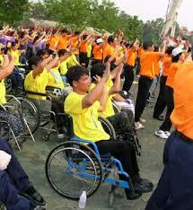 wheelchair aerobics