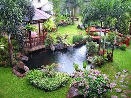 gardening water feature