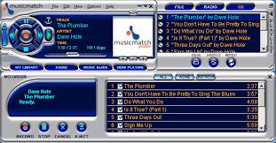 musicmatch jukebox plus
