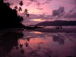 background sunrise