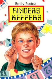 finders keepers books