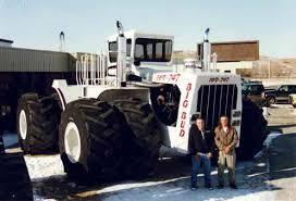 big tractor pictures