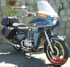 1981 honda goldwing gl1100