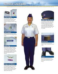 civil air patrol uniform