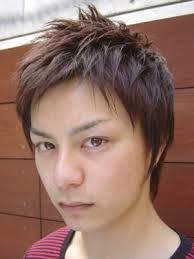 japanese mens hair