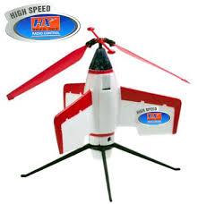 radio controlled rocket