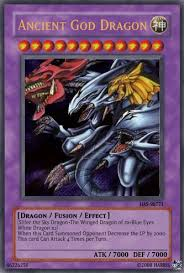 dragon cards