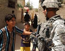 kids in iraq