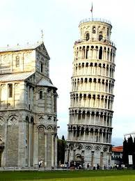 pics of leaning tower of pisa
