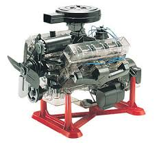 model car engine