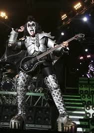 gene simmons demon costume