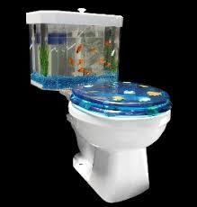 electronic fish tank