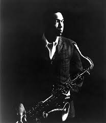 pictures of john coltrane
