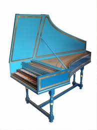 french harpsichord