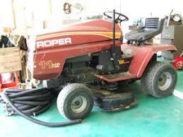 roper lawn tractors