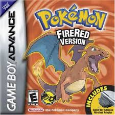 Visual Boy Advance + 3 Roms Pokemon [MF] Fuegorojol