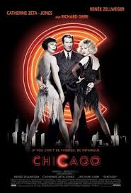 chicago musical poster