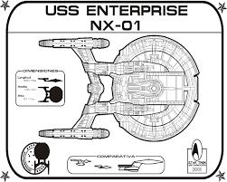 enterprise nx 01 blueprints