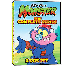 my pet monster movie