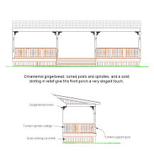 front porch plan