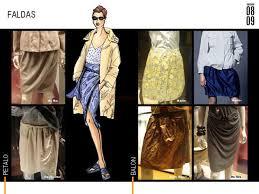 moda faldas