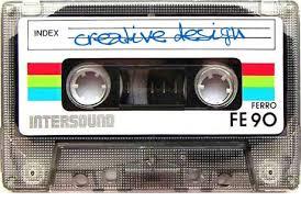 cassette tape label