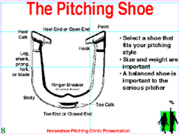 horseshoe pitching