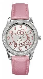 hello kitty diamond watches