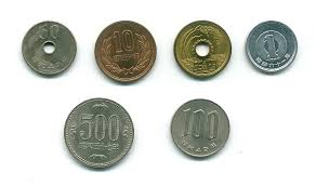 coins from japan