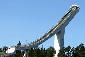 ski jump pictures