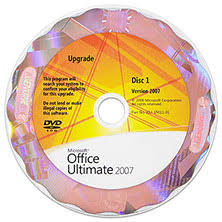 office 2007 dvd