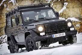 mercedes benz g class edition30 pur