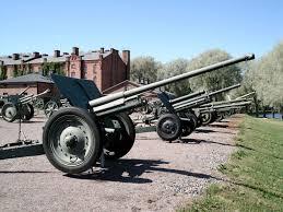 artillery wwii