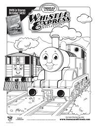 thomas and friends coloring pictures