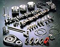 overhaul engines