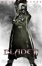 blade 2 poster