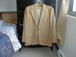 corduroy sport jacket