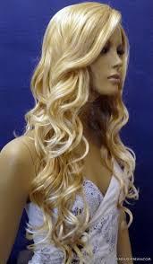 bleach blonde wigs