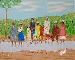 art haitien