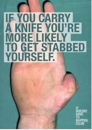 knife crime pictures